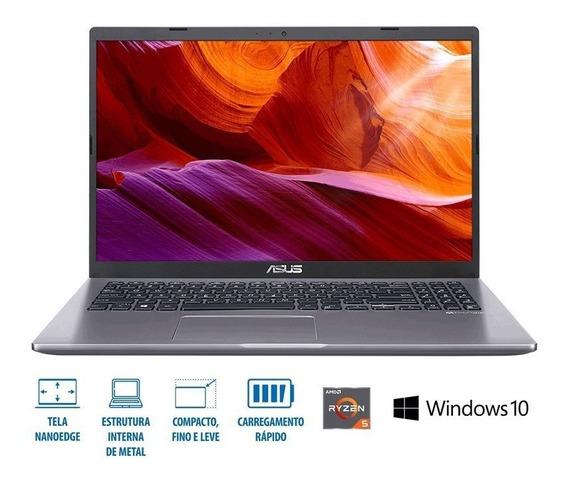 Notebook Asus Ryzen 5 8gb 1tb Windows 10 Tela 15,6