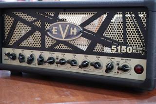 Amplificador Evh 5150iii El34 50watts