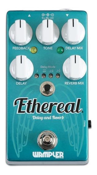 Pedal Wampler Ethereal Delay & Reverb C/ Nfe & Garantia