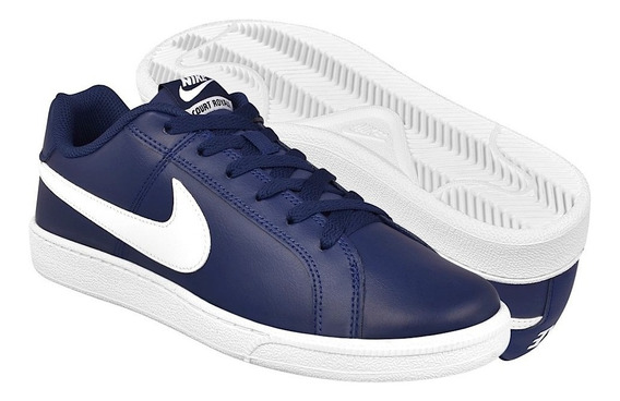 Tenis Casuales Nike Para Caballero 749747411 Marino
