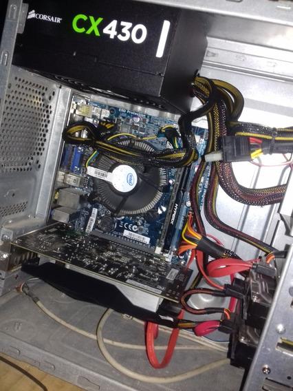 Computador Gamer I5 3470 8gb Ddr3 Gtx 1050 2gb