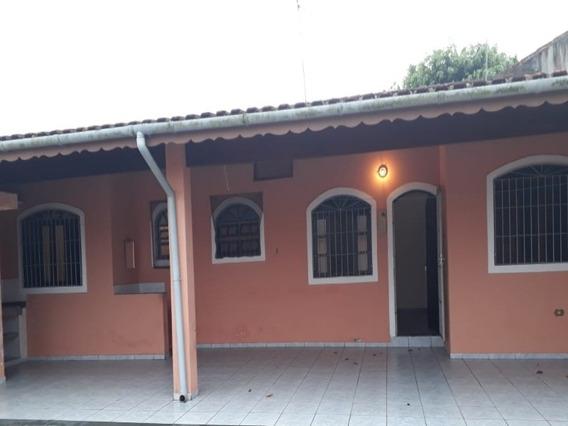 Casa Em Mongaguá Jd Praia Grande - 2071 - 34442239