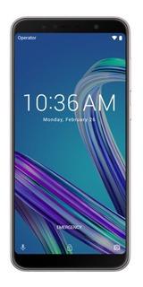 Asus ZenFone Max Pro M1 ZB602KL (16 Mpx) Dual SIM 64 GB Prata-meteor 4 GB RAM