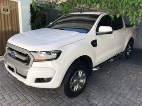 Ford Ranger 4x4 Diesel Branca Zerada - 2019