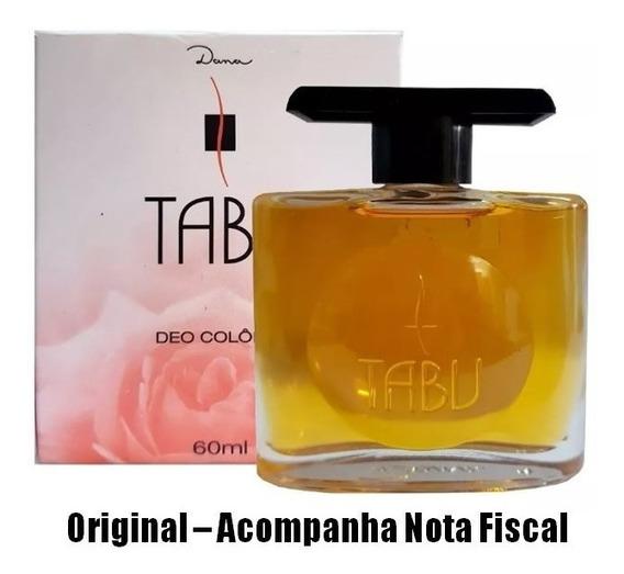 Colônia Tabu - 60ml A Original