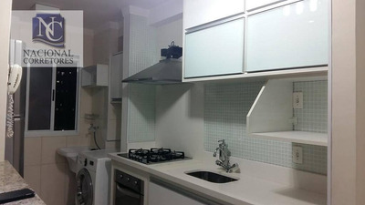 Apartamento Residencial À Venda, Parque Erasmo Assunção, Santo André. - Ap7229