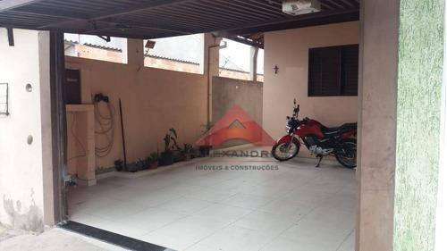 Casa À Venda, 115 M² Por R$ 265.000,00 - Jardim Santa Inês I - São José Dos Campos/sp - Ca4509