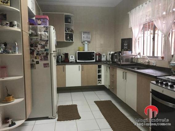Casa Em Condomínio Para Venda Em Mogi Das Cruzes, Conjunto São Sebastião, 3 Dormitórios, 1 Suíte, 3 Banheiros, 2 Vagas - So447