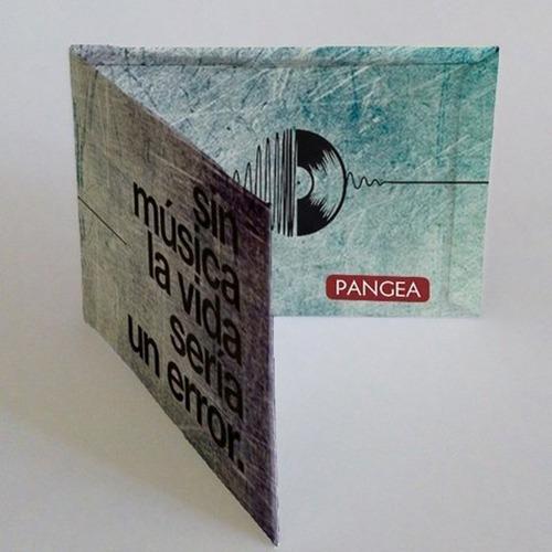 Imagen 1 de 4 de Pangea Billeterade  Tyvek Nietzsche