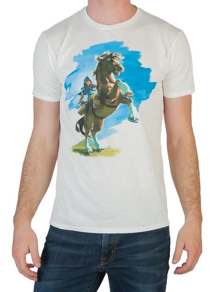 Playera Camiseta Colección The Legend Of Zelda Ynz Thinkgeek