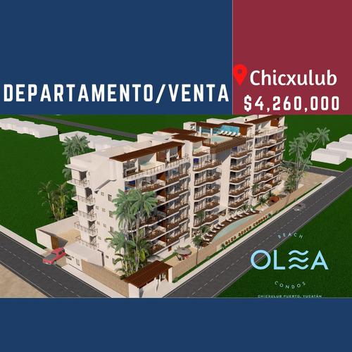 Imagen 1 de 17 de Olea Beach Condos Penthouse