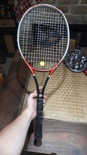 Raqueta Tenis Adulto Marca Donnay Phantom 1000 + Funda