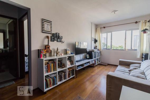 Apartamento No 7º Andar Com 1 Dormitório - Id: 892956706 - 256706
