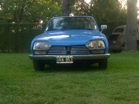Citroen Pallas Gs X3 Modelo:1979 Ideal Coleccionistas
