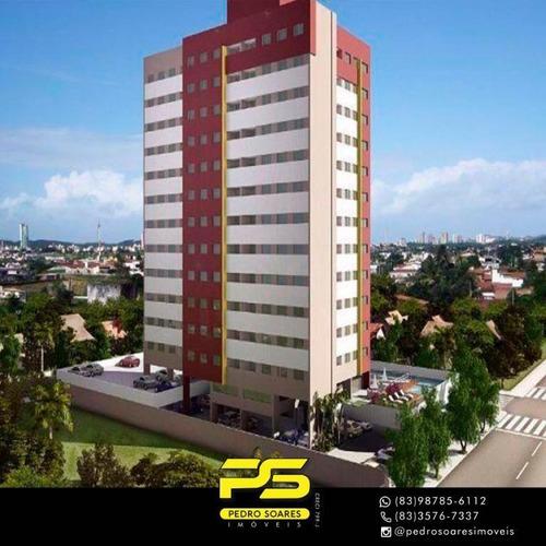 Apartamento Com 3 Dormitórios À Venda, 65 M² Por R$ 299.900 - Nova Betânia - Mossoró/rn - Ap3156