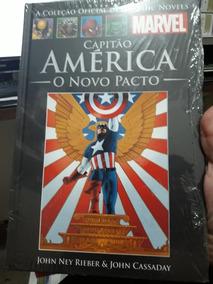 Graphic Novels Salvat Capitão América Volume 27