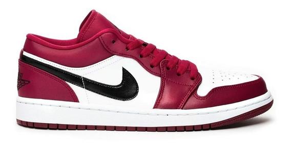 Air Jordan 1 Retro Low 11 12 13 Casual Moda 2 3 4 5 6 Nike
