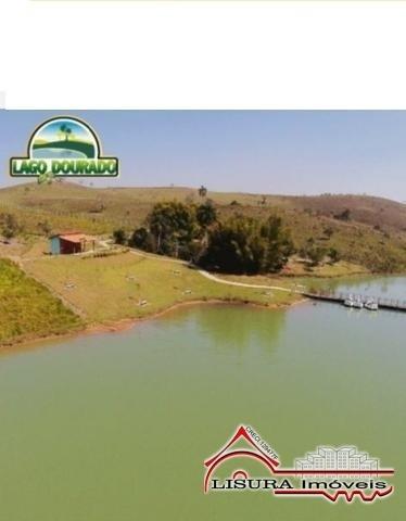 Terreno Em Condomínio De 1000 M² No Lago Dourado Jacareí Sp - 3520