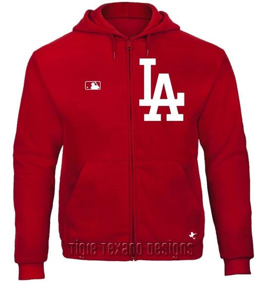 Sudadera Cierre Dodgers Los Angeles M 1 Tigre Texano Designs