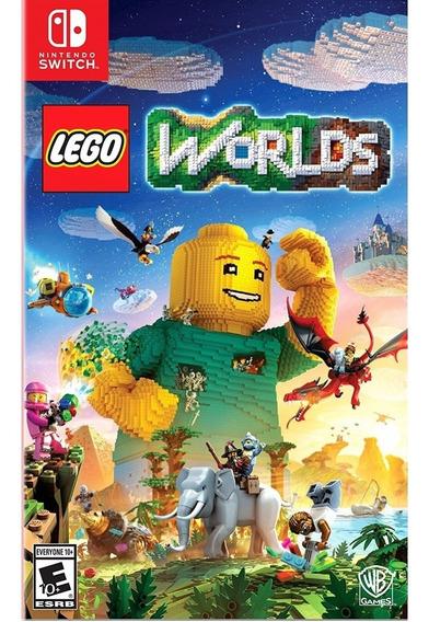 Lego Worlds - Switch Lacrado