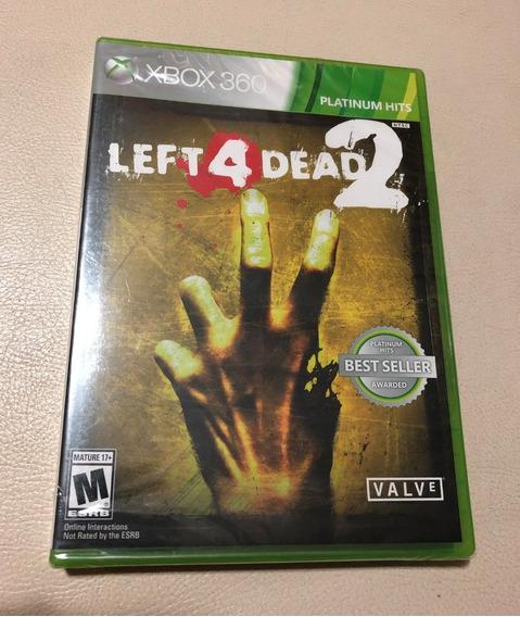 Left For Dead 2 Original Lacrado Americano Xbox 360