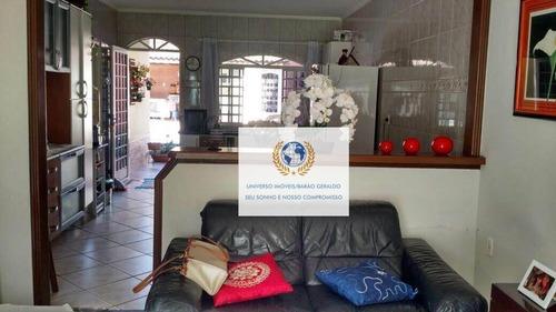 Casa Com 4 Dormitórios À Venda Por R$ 610.000,00 - Nadir Figueiredo - Pedreira/sp - Ca1333
