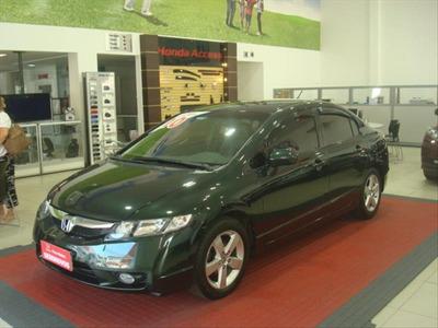Honda Civic Civic 1.8 Lxs At Flex