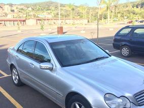 Mercedes Benz Classe C 320 4p 2001