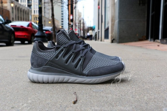 adidas Tubular Radial Grey Talla 6.5mx