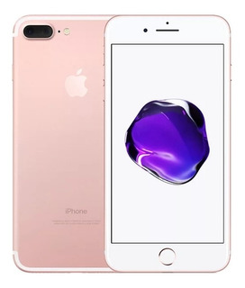 iPhone 7 Plus 128 Original Importado+capa Película E Brinde