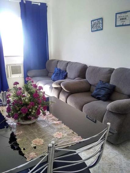 Apartamento Com 2 Dorms, Parque Bitaru, São Vicente - R$ 285 Mil, Cod: 602 - V602