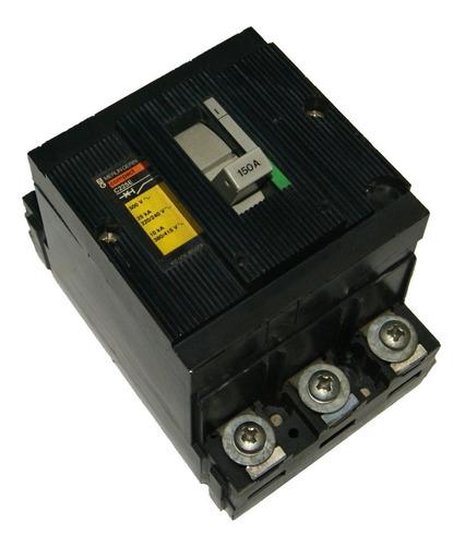 Totalizador 150 Amp - Compact C225e Merlín Gerin Cod. 01820