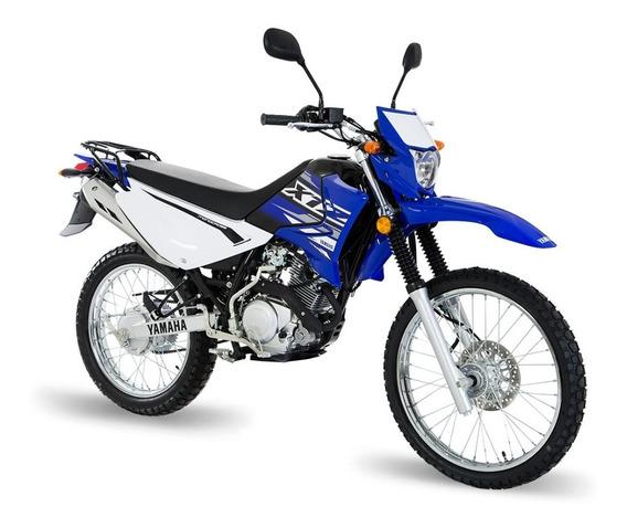 Motocicleta Yamaha Xtz125