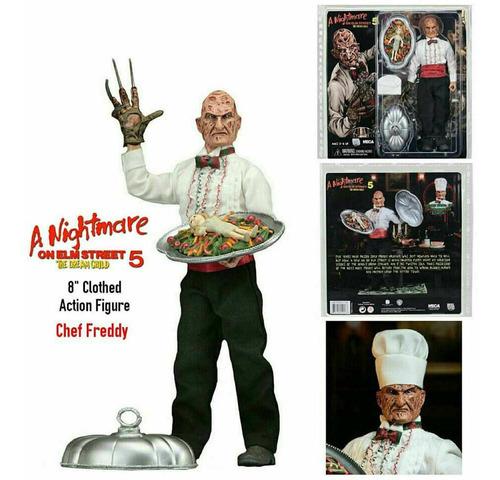 Freddy Krueger Original Neca Reel Toys The Dean Child
