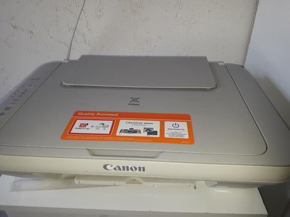 Impressora Elgin Mg 2410 Defeito Liga Mas Fica Travada