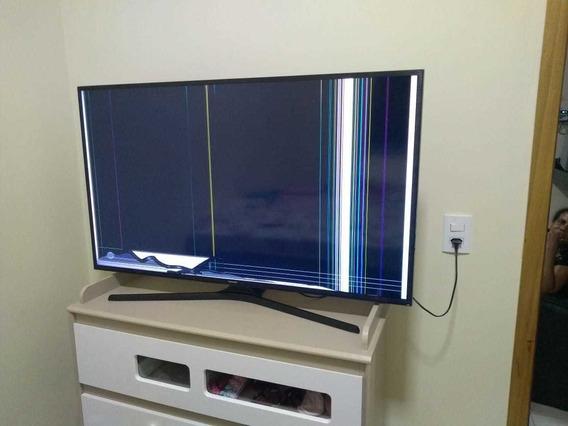 Tv Samsung Série 6 4k Smart - 49 Polegadas
