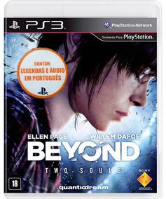 Beyond Two Souls Ps3 Mídia Física Novo Lacrado