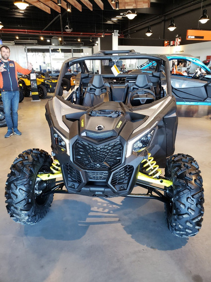 Utv Can Am Maverick X3 Turbo 120 Hp 0km 2020