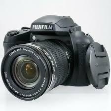 Camera Hs35 Fujifilm Com Bateria Sem Carregador