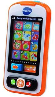 Vtech - Celular Smartphone Juguete Pantalla Táctil Para Bebé