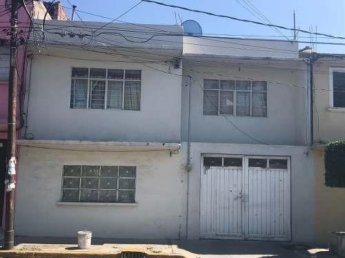 Venta Casa Con Departamento En Nezahualcóyotl