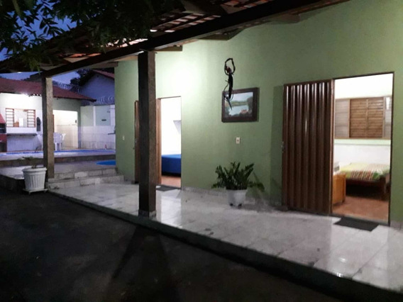 Casa 4 Suítes, 5 Banheiros, Em Aruanã