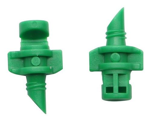 Imagen 1 de 6 de Micro Aspersor Riego X10 Hidroponia Aeroponia Rs22 Aquaflex