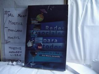 Libro Físico Redes Sociales Web 2.0 Facebook Twitter Nuevo