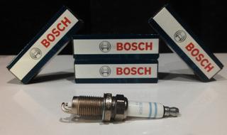 4 Bujias Bosch Vw Fox Gol Trend Saveiro Suran Voyage 1.6 8v