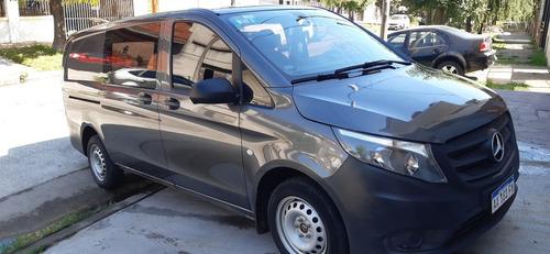 Mercedes Benz Vito Furgon Mixto