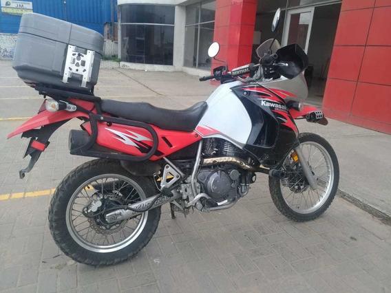 Kawasaki Klr 650 , Documentos Al Dia