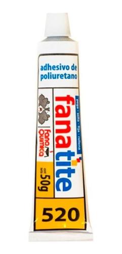 Adhesivo De Poliuretano Fanatite 520   Fana Quimica   50g
