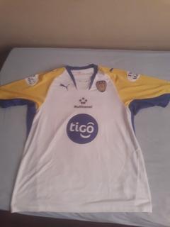Camisa Puma Sportivo Luqueño Do Paraguai