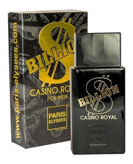 Billion Casino Royal Masculino 100ml